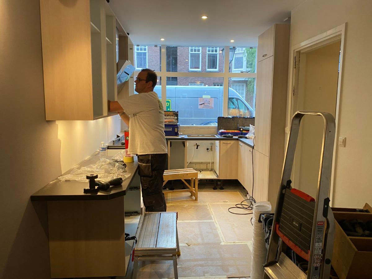 Nieuwe Keuken In Den Haag Gedaan Door Groeneveld Keukens In Den Haag Wwwaar
