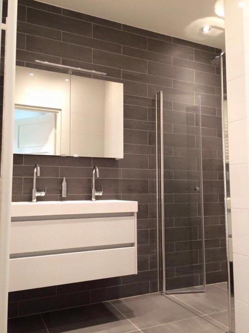 Badkamer & toilet - Renovatie badkamer in Den Haag, gedaan door J ...